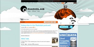 Radiolab graphic