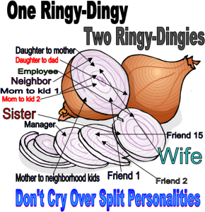 don't cry over split personalities graphic