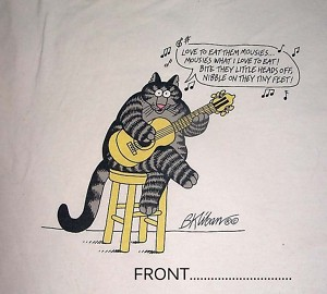 Kilban Cat Mousie poem
