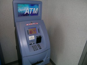 Automated Teller Bank Machine