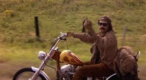 Dennis Hopper Flipping The Bird