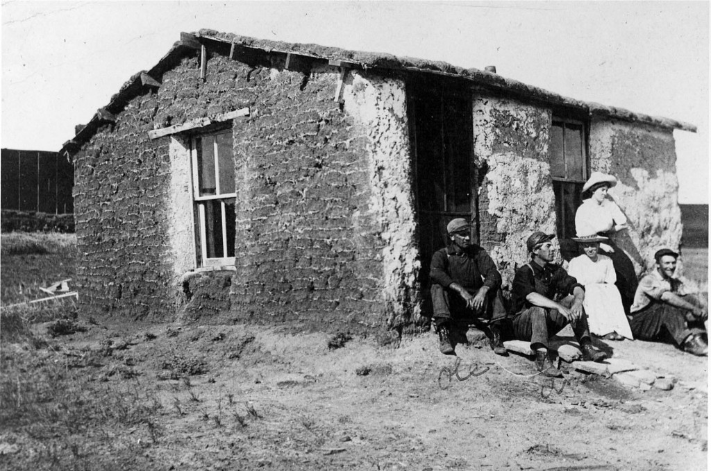 Mortgage Free Sod House