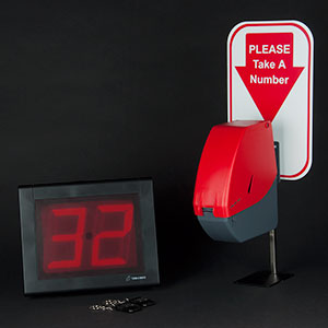 Number dispensor gets yours here