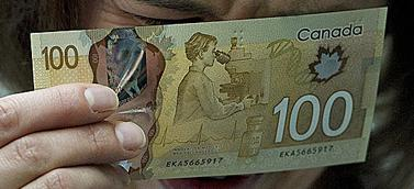 canadian hundred dollar bill
