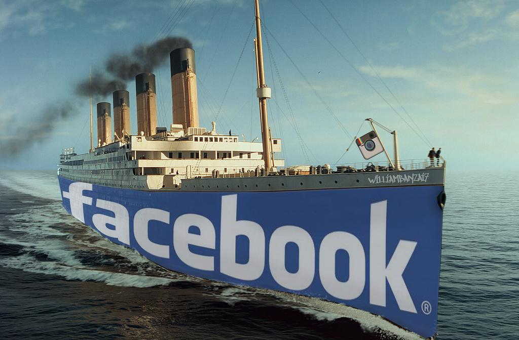 banzai facebook titanic
